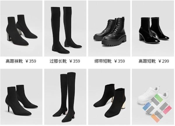 Giày boots nữ Quảng Châu - Hình 1