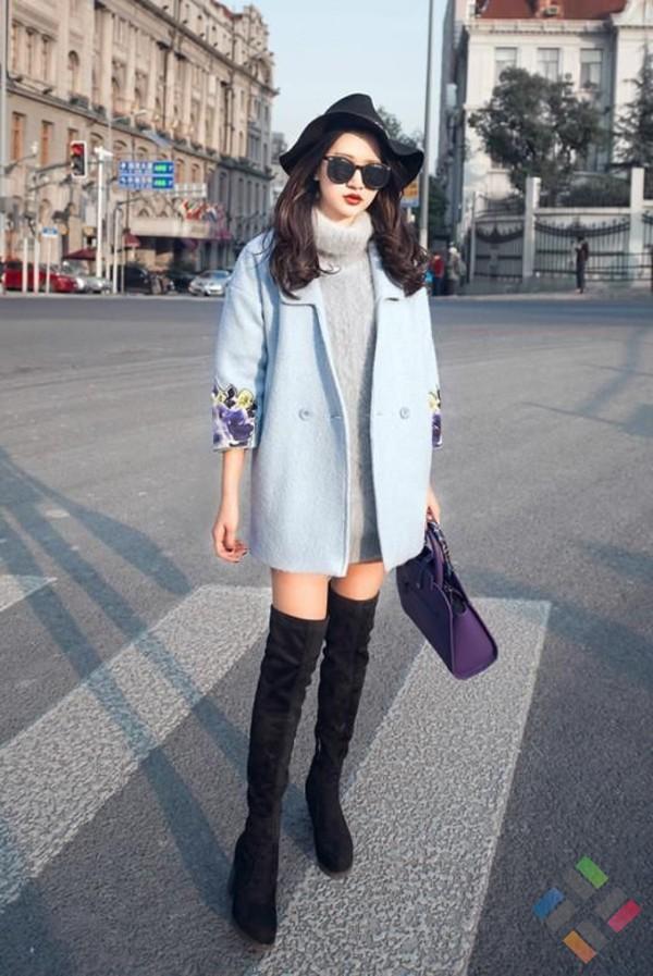 Giày boots nữ Quảng Châu - Hình 6