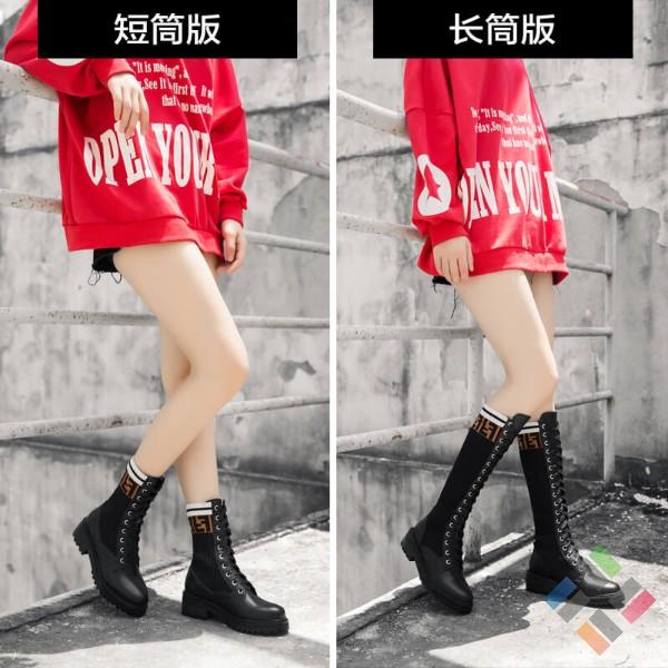 Giày boots nữ Quảng Châu - Hình 7