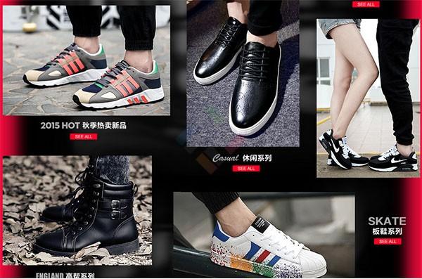 Giày thể thao nữ Quảng Châu cao cấp - Hình 1