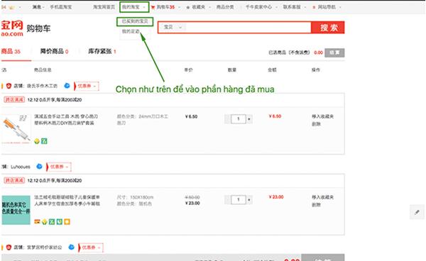 Hướng dẫn cách mua hàng Trung Quốc 17
