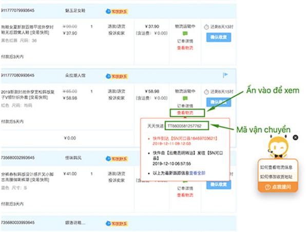 Hướng dẫn cách mua hàng Trung Quốc 18