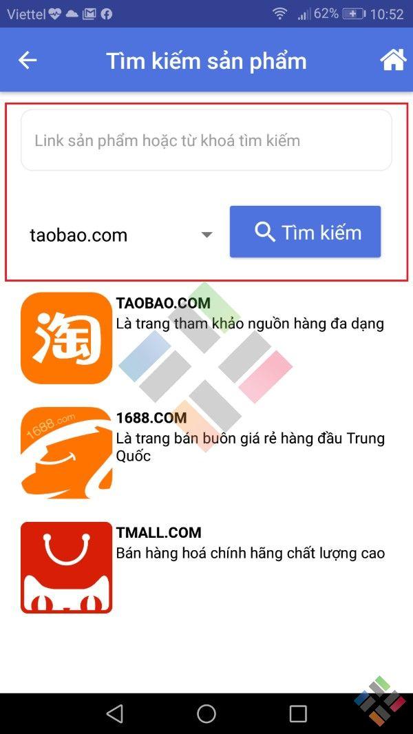 Dịch vụ mua hàng Taobao - Hình 11