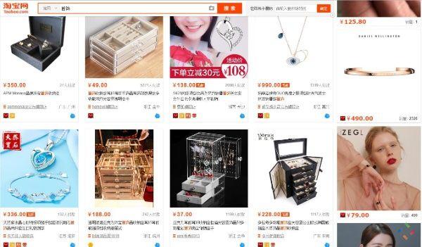 Giá order Taobao - Hình 1
