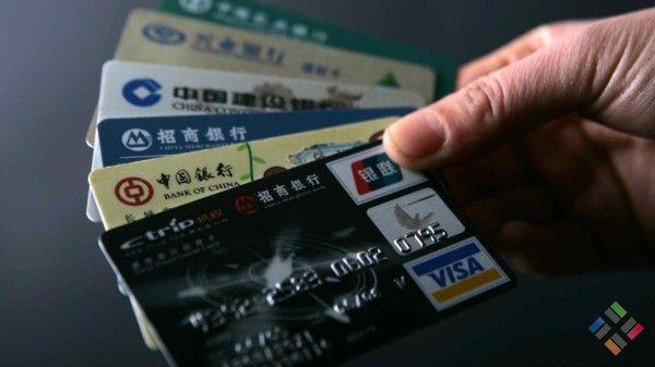 Mở thẻ ngân hàng Trung Quốc