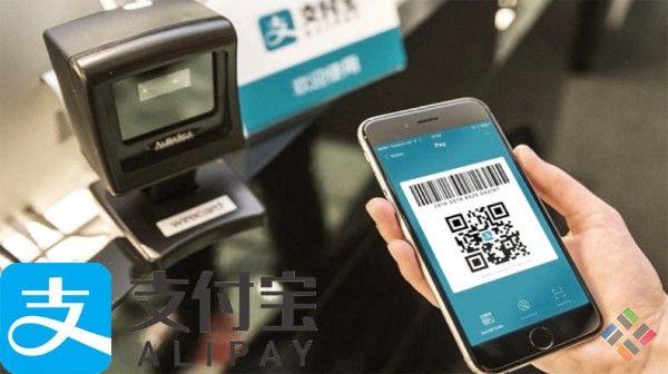 Sử dụng Alipay thanh toán
