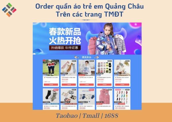 Quần áo trẻ em Quảng Châu - Trung Quốc 5
