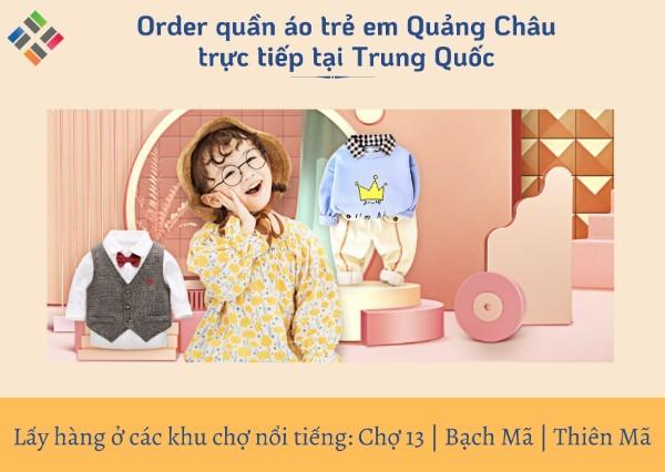 Quần áo trẻ em Quảng Châu - Trung Quốc 6