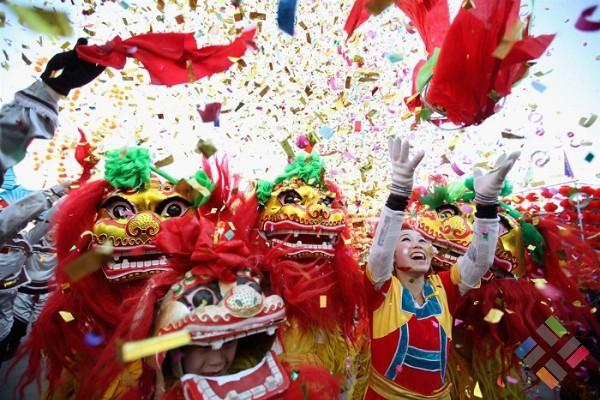 Các ngày lễ của Trung Quốc trong năm - Hình 1