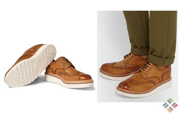 Giày kiểu Trung Quốc - Hình 14