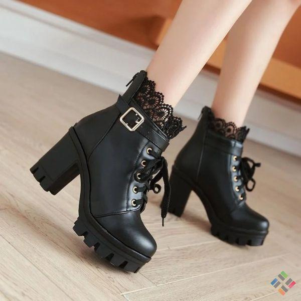 Giày kiểu Trung Quốc - Hình 8