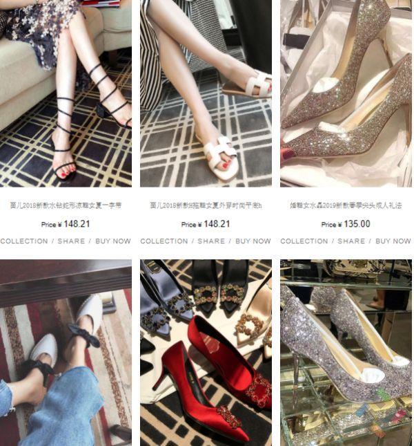 Các kiểu giày cao gót sang trọng cho phái nữ