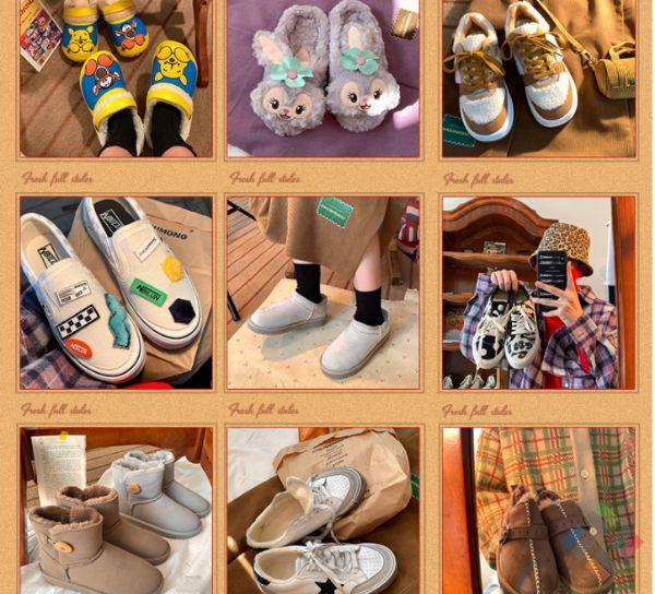 Các đôi giày độc lạ có giá khá cao so với thị trường