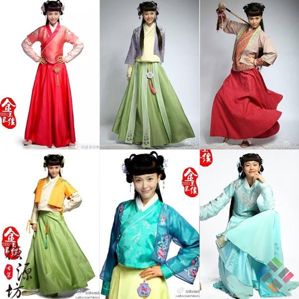 Mua quần áo cổ trang Trung Quốc - Hình 2