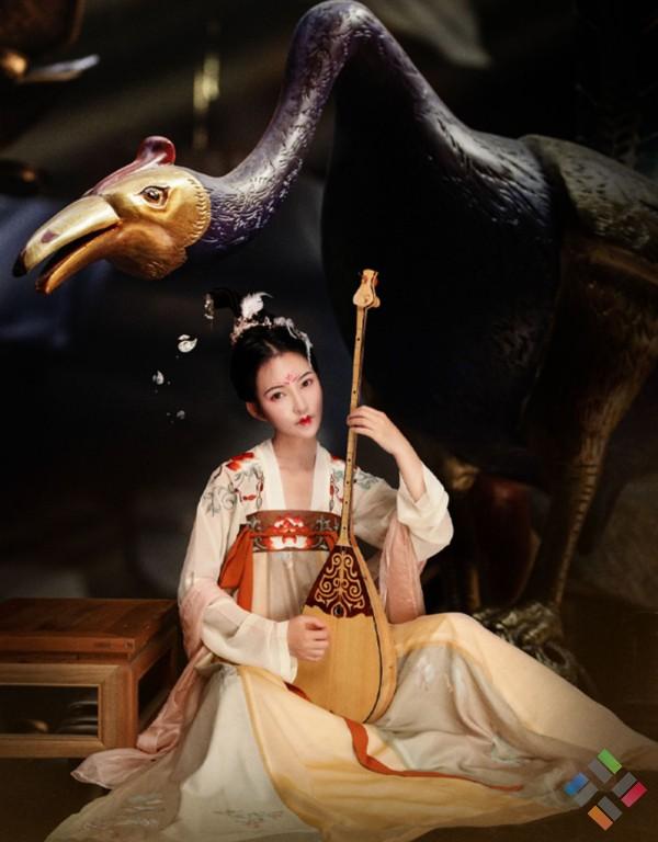 Mua quần áo cổ trang Trung Quốc - Hình 4
