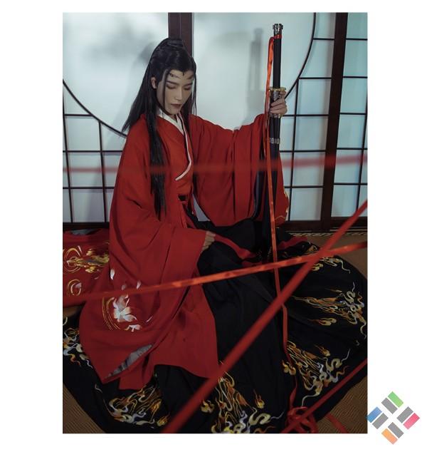 Mua quần áo cổ trang Trung Quốc - Hình 6