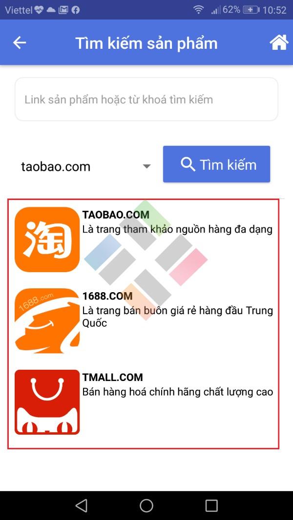 Phần mềm mua hàng Trung Quốc | Hình 11
