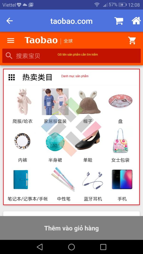 Phần mềm mua hàng Trung Quốc | Hình 12