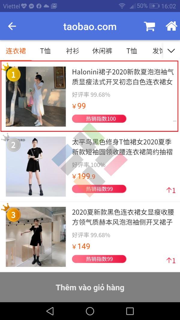 Phần mềm mua hàng Trung Quốc | Hình 13
