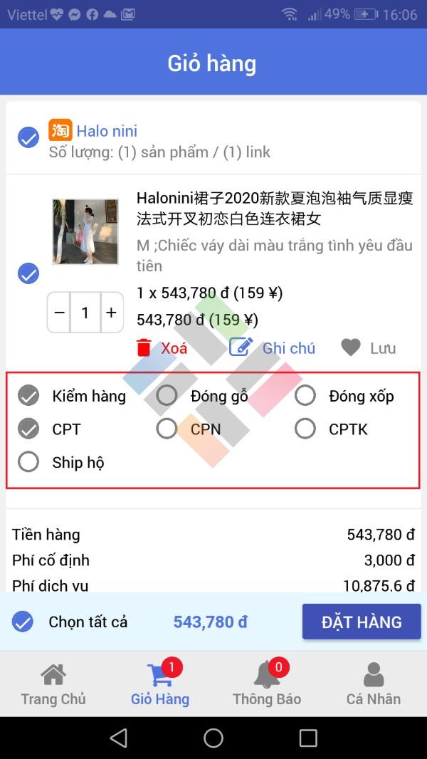 Phần mềm mua hàng Trung Quốc | Hình 17