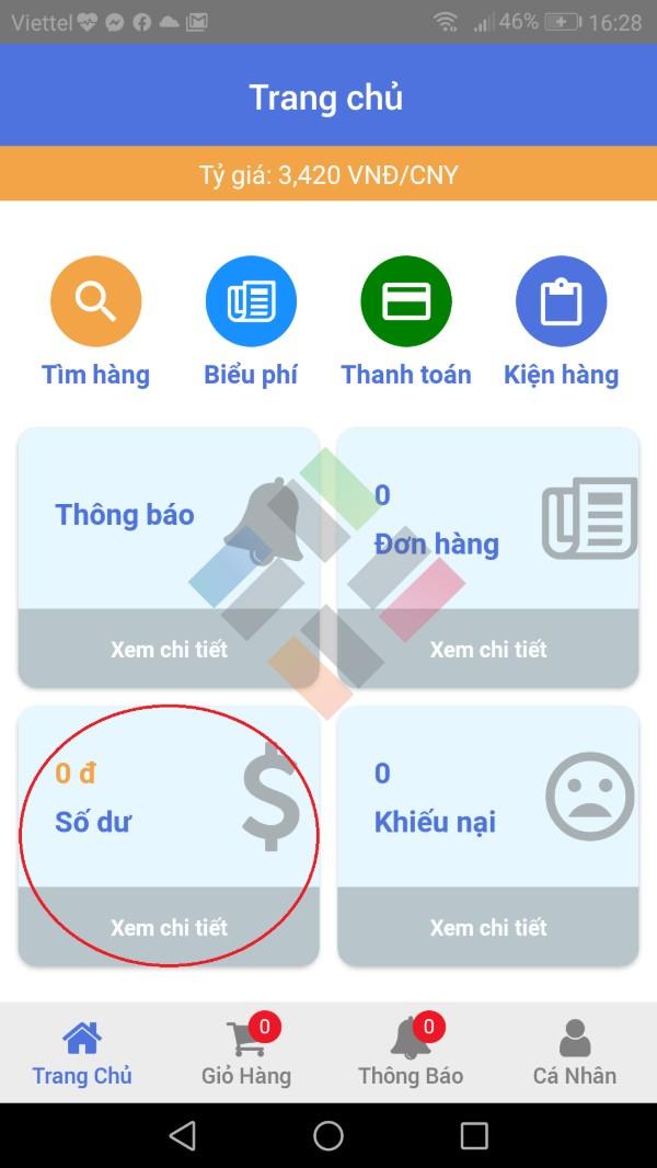 Phần mềm mua hàng Trung Quốc | Hình 19