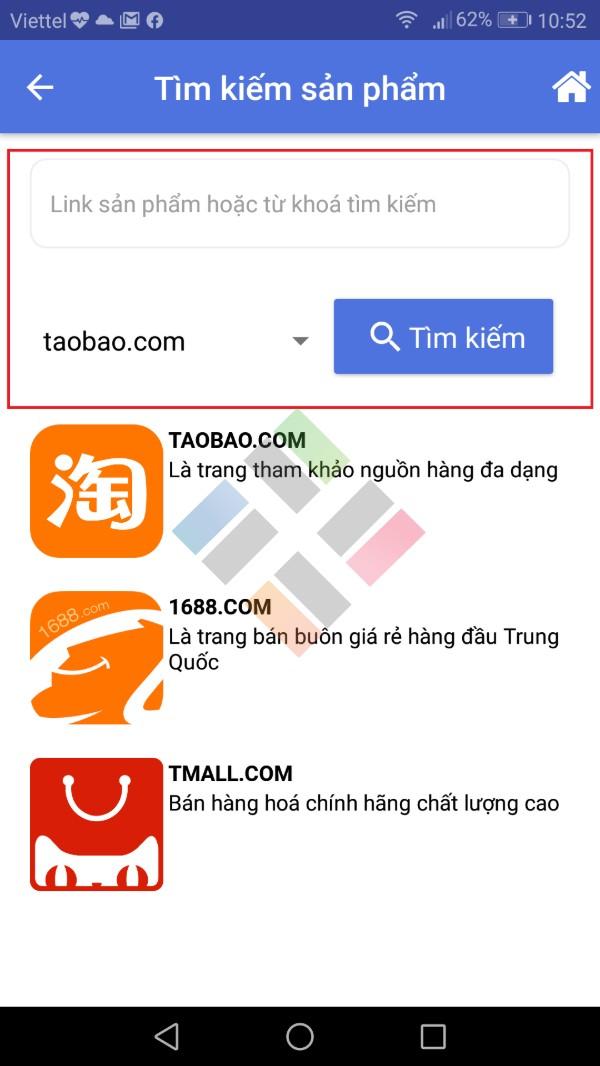 Phần mềm mua hàng Trung Quốc | Hình 10