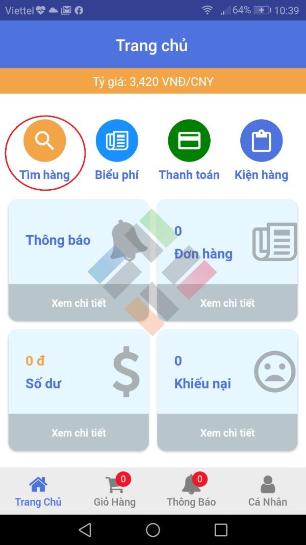 Phần mềm mua hàng Trung Quốc | Hình 9