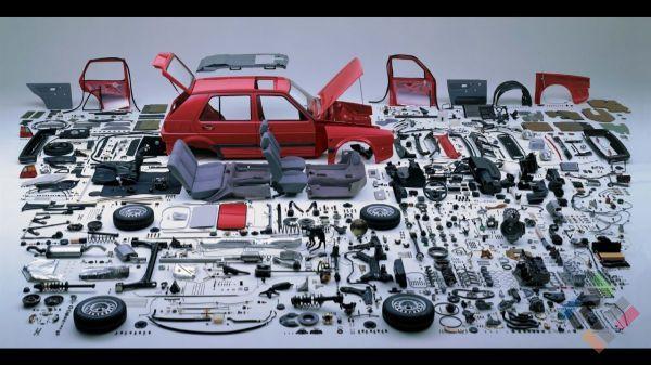 Mô hình đồ chơi phụ kiện ô tô