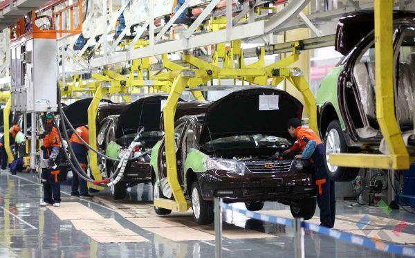 Xưởng chế tạo phụ kiện ô tô