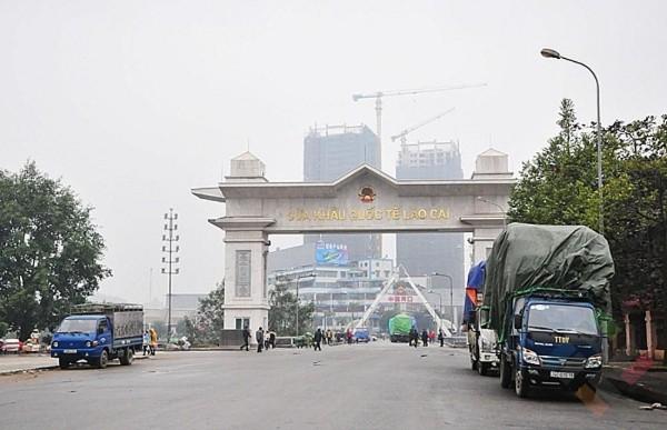 Vân chuyển hàng Trung Quốc - Lào Cai | Hình 1
